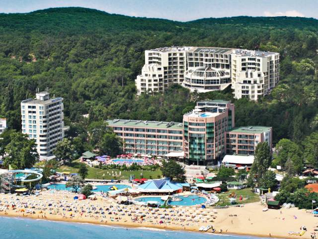 Park Hotel Golden Beach 4* Golden Sands - 180 Euro